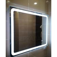 Зеркало для ванной комнаты с LED подсветкой Равенна 120х90 см