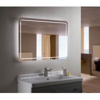 Зеркало с подсветкой для ванной комнаты Анкона 120х90 см